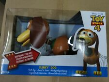 "2019 TOY STORY 4 ""SLINKY DOG"" PULL TOY New In Box"