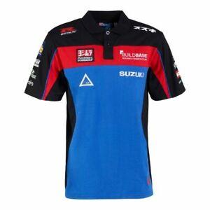 Official BuildBase Suzuki Team Polo Shirt - 18BSB AP