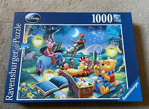 Disney Winnie The Pooh 1000 Piece Ravensburger Jigsaw No 158751