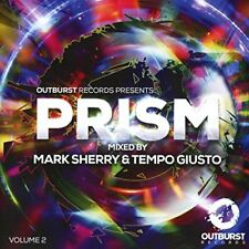 Mark Sherry and Tempo Giusto - Outburst Records Presents Prism Vol2 [CD]