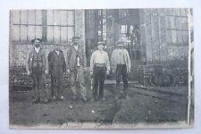 CPA 71 - Montceau - les Mines - Montée de Mineurs   Réf E / 09