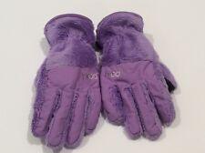 HEAD Fleece Purple Gloves Kids Youth Medium 8-10