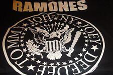 "Ramones - Crest ""New 2XL T-Shirt"""