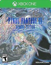 Final Fantasy XV: Deluxe Edition (Microsoft Xbox One) - Brand New