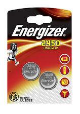 Energizer 2450 BATTERIA 3V Litio Pulsante Coin, ECR2450 DL2450 CR2450