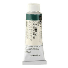 Holbein Wc 15Ml Cadmium Green Deep