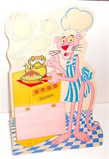 The Pink Panther Pink Panther 1980 Hallmark Germany Memo Board-Notes Kitchen