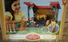 CHESTNUT RIDGE  HORSE AND  STABLE GROOMING SET