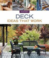 Deck Ideas that Work: By Jeswald, Peter