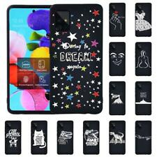Case For Samsung Galaxy A10/ A20E/ A30S/ A40/ A50 /A70 TPU Silicone Phone Cover