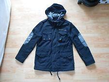Alpha Industries McArthur campo cappotto, nero, taglia Small