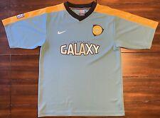 Rare Vintage Nike MLS LA Galaxy Futbol Soccer Jersey