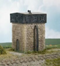 Wills SS34 - Water Tower - 1/76 Scale = 00 Gauge Plastic Lineside Kit - 1st Post