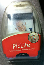 Piclite Picture Frame and Nightlite brand new
