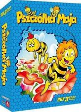 Pszczolka Maja Box set 1 (DVD 3 disc) 9 bajek POLSKI POLISH