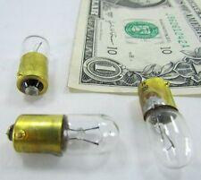Lot 12 Bulbs, Lamps 2-Pin Bi-Pin Base G0S 44 G0S44 GOS44 60S-44 Pinball Vending