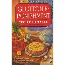 GLUTTON FOR PUNISHMENT Cecile Lamalle PB 2000 1st Culinary gpq