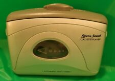 Lenoxx Sound Cassette Player 820M - Portable Tape Player With Belt Clip, Works