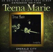 Teena Marie - Emerald City [New CD] Bonus Tracks