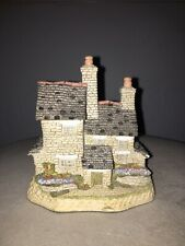 British Traditions Stonecutters Cottage Hand Made David Winter