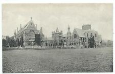 BRISTOL - CLIFTON COLLEGE Marshall Keene Postcard