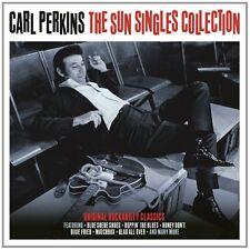 CARL PERKINS THE SUN SINGLES COLLECTION VINYL LP