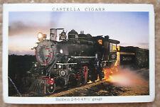 CASTELLA CIGARS CARD - IN SEARCH OF STEAM - No.11 - Baldwin