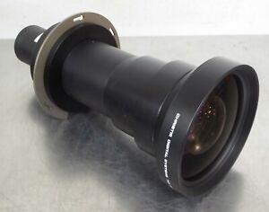 T166540 Christie Digital Systems Fixed XGA/SXGA 1.2:1 Minolta Projector Lens