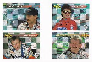 1994 Press Pass RACE DAY #RD4 Dale Jarrett BV$10!!! SUPER SCARCE!