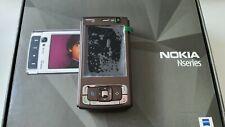 Nokia N95 (Unlocked) Smartphone Brown Rare