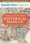 The Family Tree Historical Maps CD