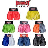 NTW Kombat Muay Thai Kick Boxing MMA Shorts K1 Star Training : XS S M L XL XXL