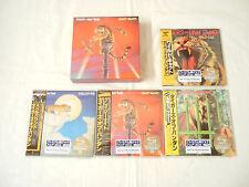 Tygers of Pan Tang JAPAN 4 titles Mini LP SHM-CD PROMO BOX SET