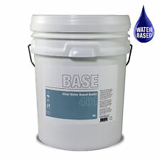 Clear Water Based Sealer 20L hardwearing & clear for masonry,concrete and timber