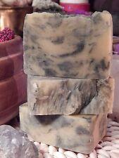~Neem & Tea Tree~ Homemade Herbal Hemp Seed Milk Soap~Vegan~Organic!