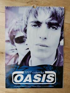 Oasis used 1997 calendar