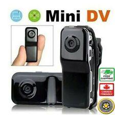 MD80 Mini DV Camcorder DVR Video Camera Webcam HD Cam Sports Helmet Bike Motor