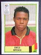Panini Euro 2000 - Belgium Emile Mpenza #112