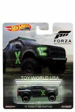 2019 Hot Wheels Replica Entertainment Forza Motorsport '17 Ford F-150 Raptor