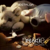 Various - Nostalgia - Peace: Relax With The Classics (CD) (1995)