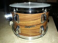 "12"" Vintage Rogers Tom Drum with slight mods - READ"