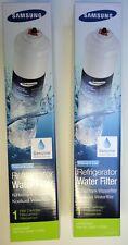 2 X Samsung DA29-10105J HAFEX/EXP NEVERA CARTUCHO DE FILTRO de agua de hielo de reemplazo