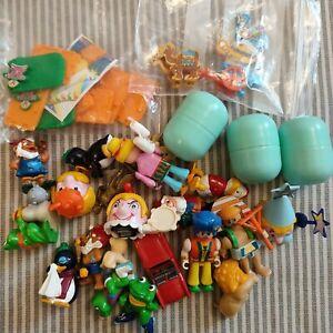 KINDER SURPRISE Toys Assorted Job Lot Vintage 1980s 1990s