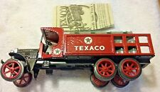 NEW IN BOX VINTAGE 1925 Kenworth Stake Truck Bank - Texaco die cast metal ERTL