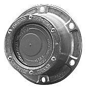 STEMCO 343-4249 - Hub Cap, 6 Hole, Stamped Steel
