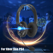 3.5mm Gaming Headset Stereo Surround Headphone With Mic Fit For PC Xbox One PS4
