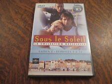 dvd sous le soleil la collection officielle n° 3 saison 1 episodes 9 a 12