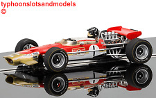 C3701A Scalextric Legends - Team Lotus Type 49 - Graham Hill - New & Boxed