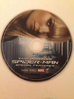 The Amazing Spider-Man Special Features Disc (Blu-ray, 2012) Blu Ray Disc Only