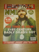 NME 2000 DEC 16 BADLY DRAWN BOY GAY DAD SNOOP DOGG